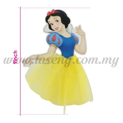 9inch Cake Topper  *Snow White (CT-9CT-SW)