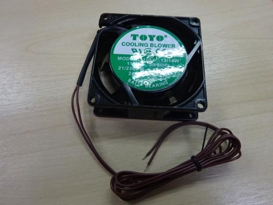 TOYO COOLING FAN T1082-12W-115V (13W/21CFM)