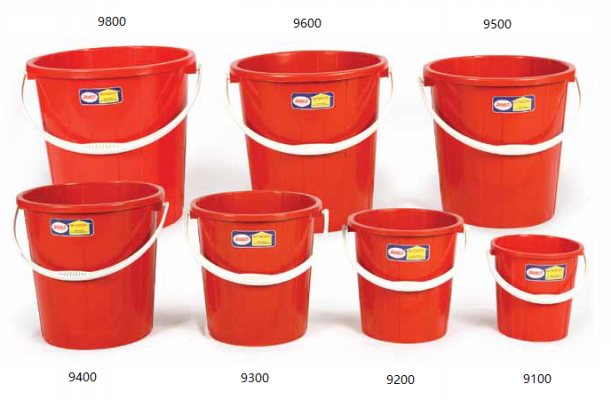 (9800) 8 Gallon Pail