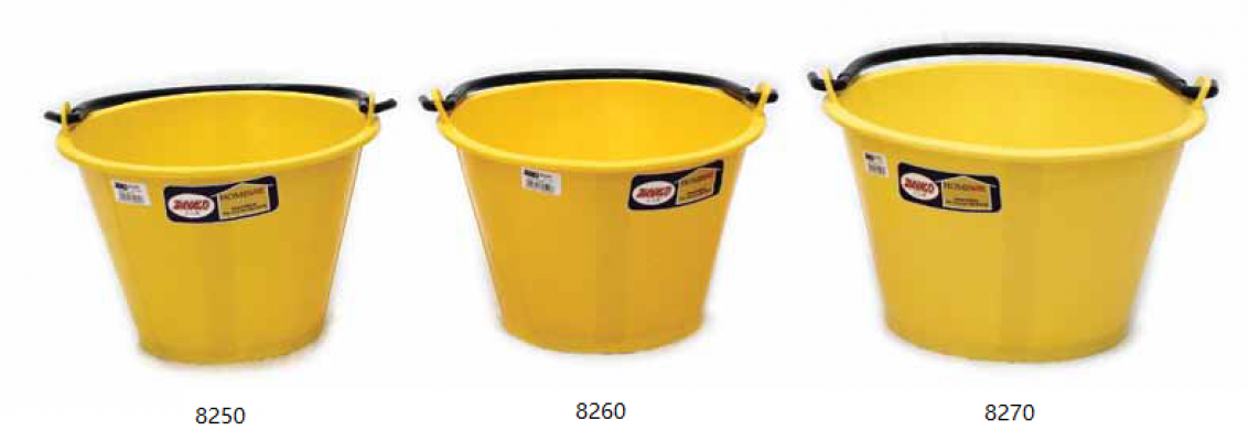 (8270) Quality Cement Bucket (XL)