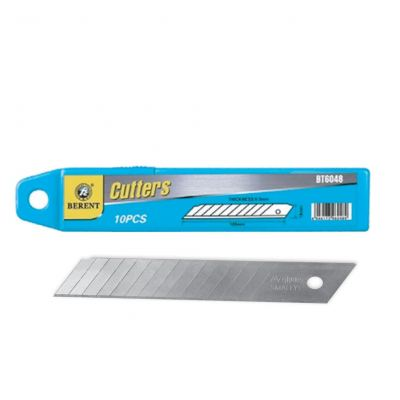 BT BIG - UTILITY CUTTER KNIFE BLADE - [10PCS] -  BT 6048