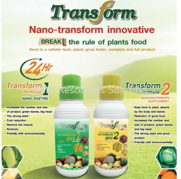 Nutrients Supplement for Plants