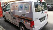 Van Wrapping Sticker Vehicle Wrapping