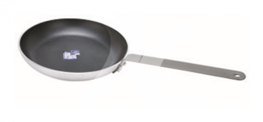 Steel Handle Non-Stick Pan (735015-735024)