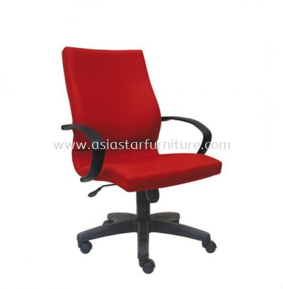 DEKKO MEDIUM BACK CHAIR WITH POLYPROPYLENE BASE ASE 161