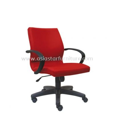 DEKKO LOW BACK CHAIR WITH POLYPROPYLENE BASE ASE 162