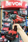Devon 20V Impact Wrench /Driver 5733-Li-20S2 Devon Power Tools