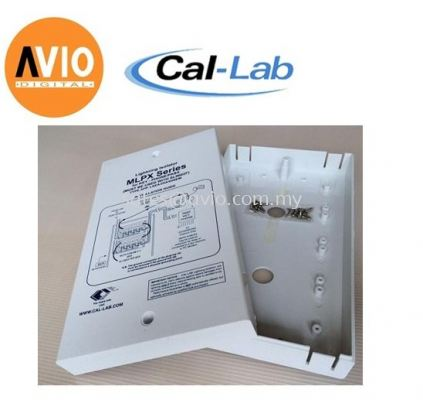 CAL-LAB MLPX-BX Enclosure Box for fitting 4 *