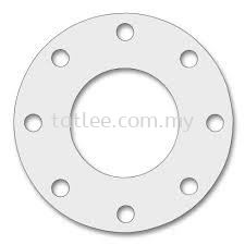 PTFE Gasket Sheet Full Face Flange