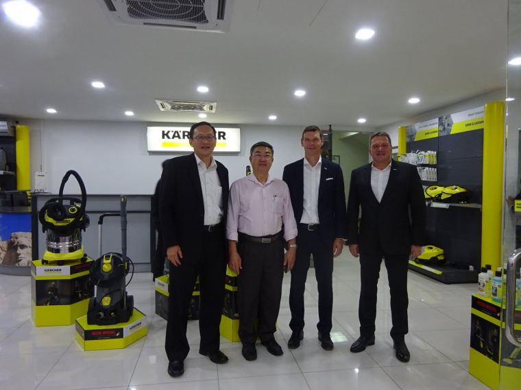 Karcher Cleaning Systems Sdn. Bhd. 20 Years Anniversary Celebration On 6-6-2018