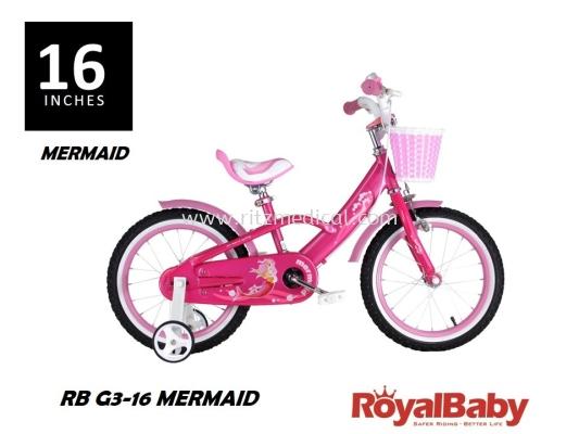 RB-C3-16R MERMAID