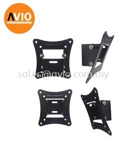 "C12 TV Monitor Wall Mount Bracket LED 10"" to 24"" 10 18 19 22 24 inch"