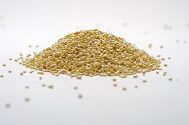 White Quinoa Grain