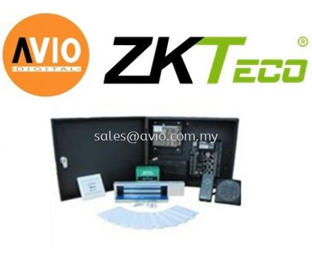 ZK Software INBIO-260 PKG 2 Door Fingerprint Access Controller with Time Attendance