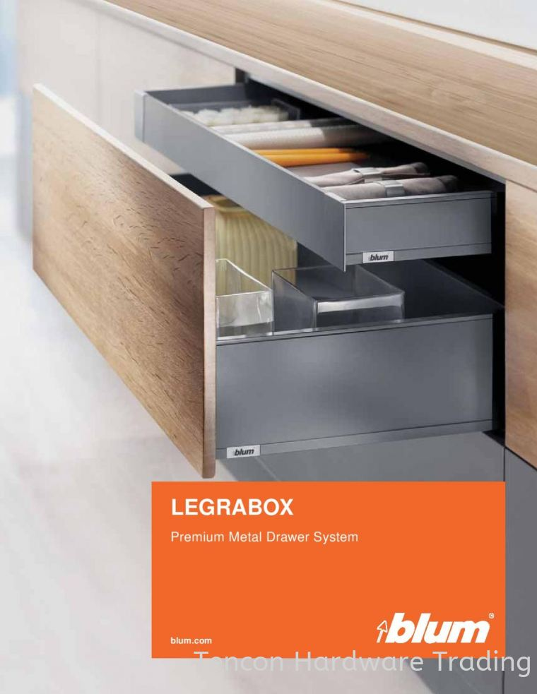 Legrabox Legrabox Drawer BLUM