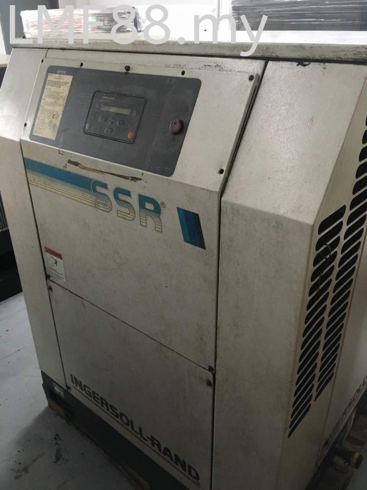 Rent/Sale the second hand compressor