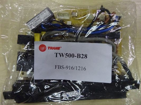 TRANE TW500-B28 INDOOR IC BOARD (C)  FOR MCW509ZB100A (WIRELESS)