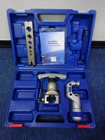 """DSZH 806 Flaring Tools 45�� (O.D. 1/4""""~3/4"""") C/W CT-207+WK-532+CT-532"""