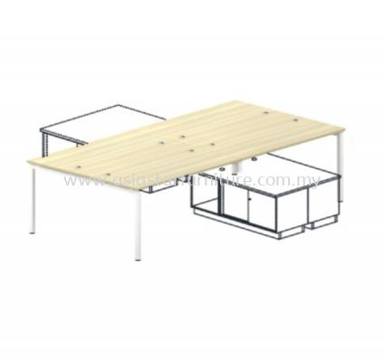 ST 127-4 STANDARD TABLE WITHOUT FRONT PANEL