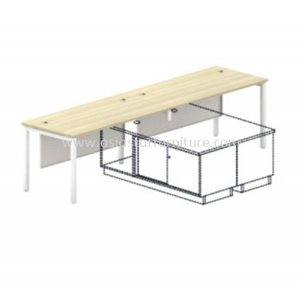 SMT 127-2 STANDARD TABLE (WITH METAL FRONT PANEL)