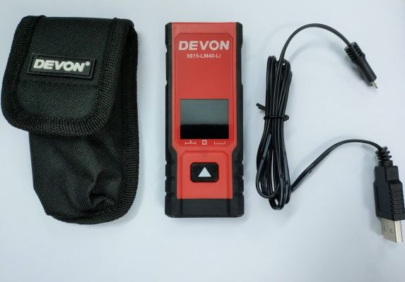 Devon Laser Measuring Tool