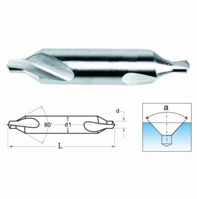 HSS Center Drill Type A