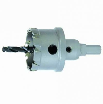 Tungsten Carbide Tipped Holesaw
