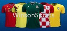 Russia 2018 Jersey Boot Room