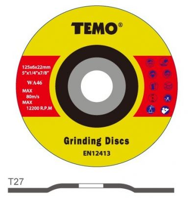Reinforced Resin Grinding Disc-T27