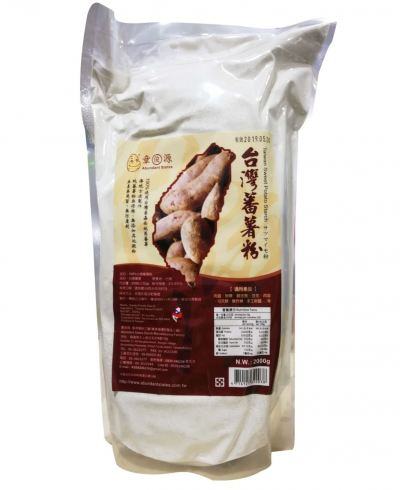 TAIWAN SWEET POTATO POWDER 2kg
