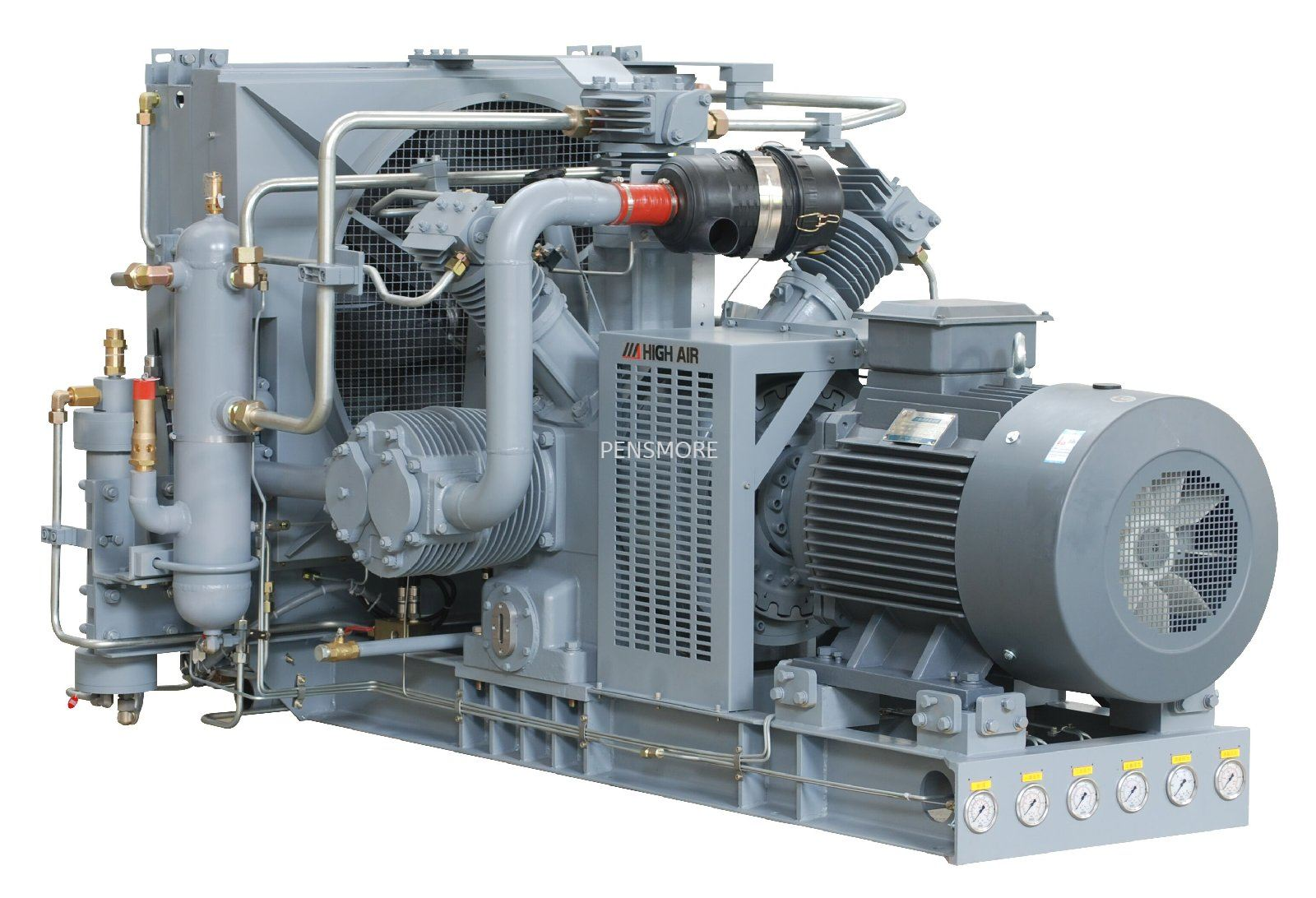 Nitrogen Booster Air Compressor