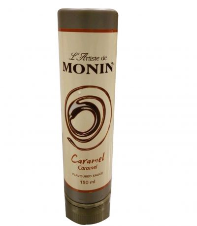 MONIN CARAMEL SAUCE 150ml