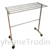 TS-118 Stainless Steel Towel Stand Towel Stand FLOOR SERIES