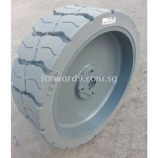 Scissors Lift Tyre