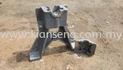 Dutile iron casting bearing housing Ductile Iron Casting
