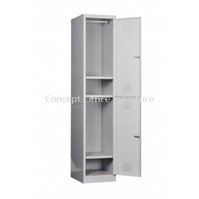2Tier Compartment Locker