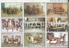 Kerusi Makan Teak Furniture