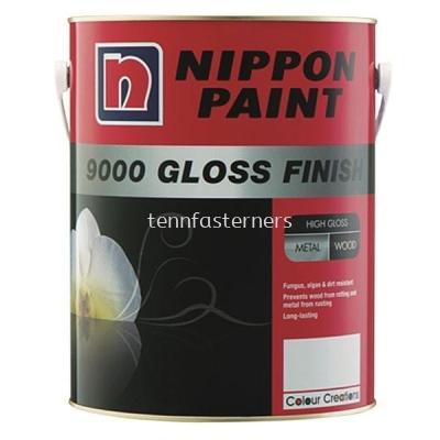 9000 Gloss Finish
