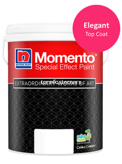 Momento® Textured Paint Series (Elegant)