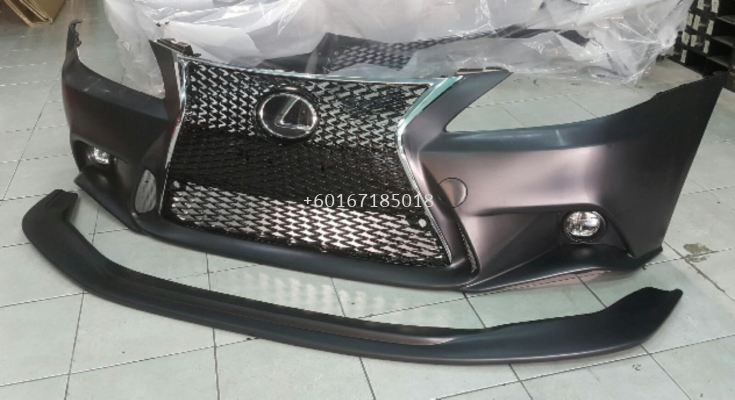 Lexus is250 bodykit Bumper f sport pp new set