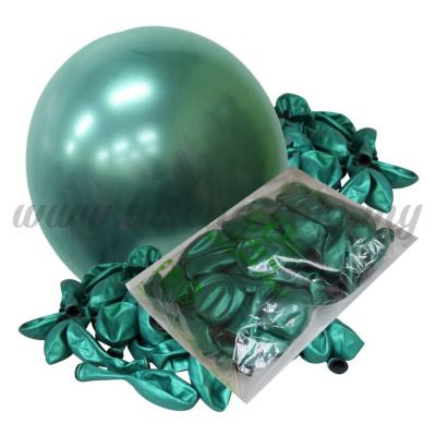 12inch Candy Balloons - Green 50pcs   (B-CD12-705)