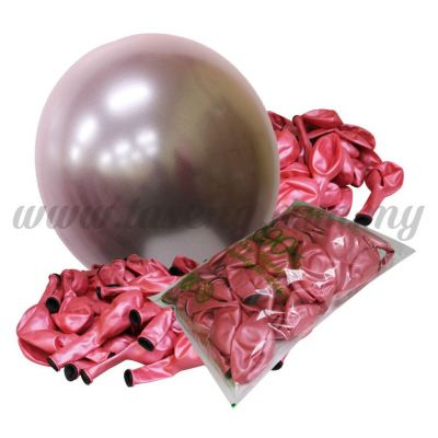 12inch Candy Balloons - Light Pink 50pcs  (B-CD12-335)