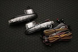 Side Mirror Sequential LED DRL [YH559]