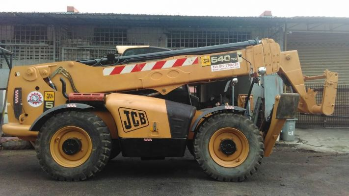 JCB telehandler 540-170 for sale