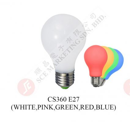 LED LIGHT BULB CS360