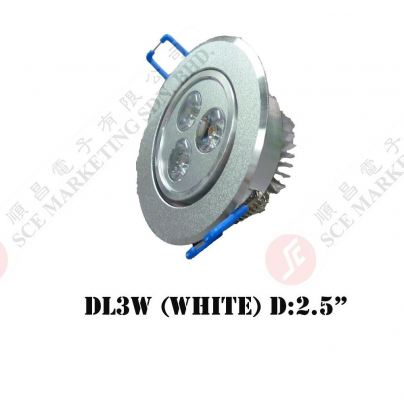 LED TRACK LIGHT DL3W