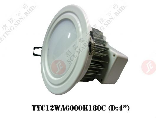 LED TRACK LIGHT TYC12WA6000K180C