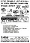 24.06.2018 Sunday P.A.S.S. Mobile Collection Centers