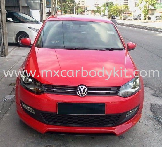 VOLKSWAGEN POLO HATCHBACK 2010 RIEGER/STYLE FULL SET BODYKIT POLO HATCHBACK VOLKSWAGEN