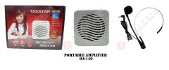 PORTABLE AMP DA-140 PORTABLE AMP MICROPHONE